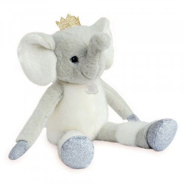 Elefant Elfy, 40cm Kuscheltier im Karton Histoire d'Ours