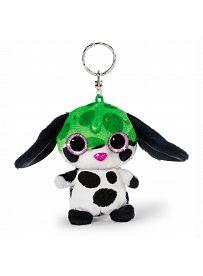 NICIdoos: Schlüsselanhänger Hund Sluffy, 9cm