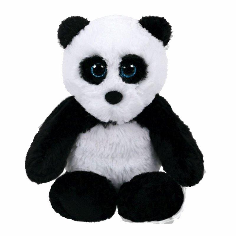 Ty Attic Treasures: Panda Fluff