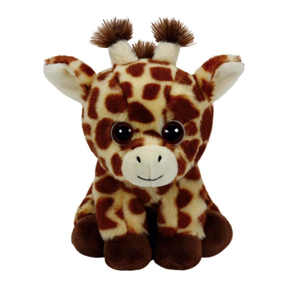 Giraffe Peaches   Ty Beanie Babies Classic