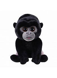 Gorilla Silberrücken Bo   Ty Beanie Babies Classic Kuscheltier