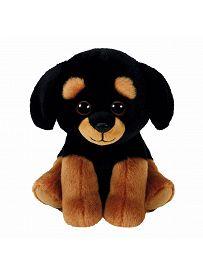 Rottweiler Trevour, 15cm   Ty Beanie Babies Classic Kuscheltier