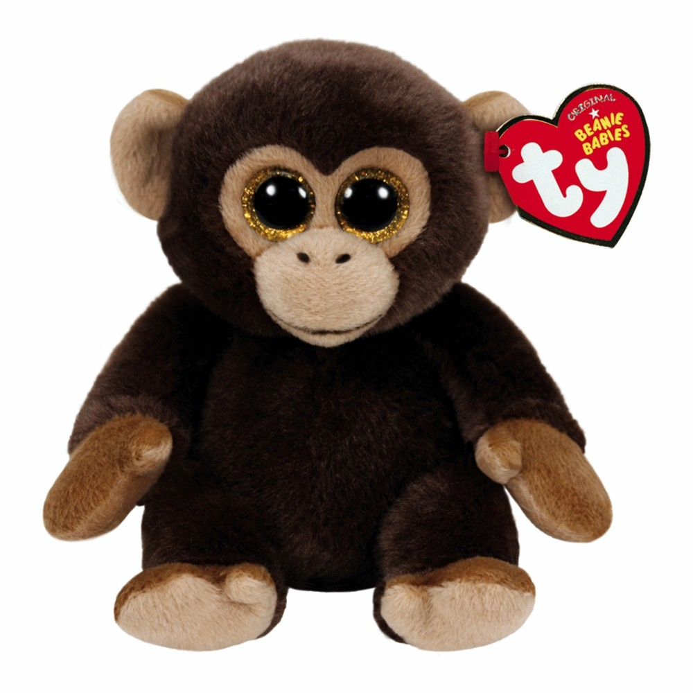 Schimpanse Bananas | Ty Beanie Babies Classic