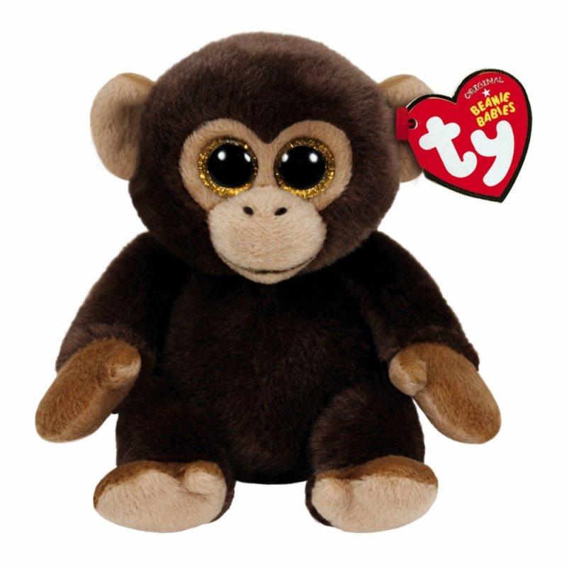Schimpanse Bananas   Ty Beanie Babies Classic Kuscheltier