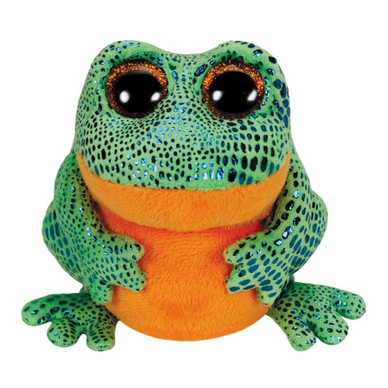 Frosch Speckles, 15cm   Ty Beanie Boo's