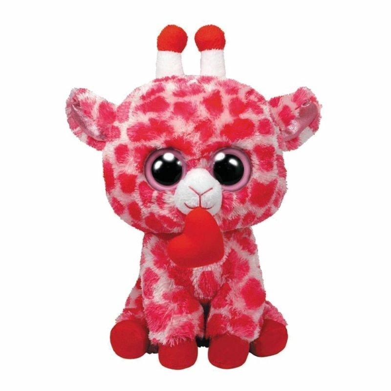 Giraffe Junglelove, 24cm   Ty Beanie Boo's