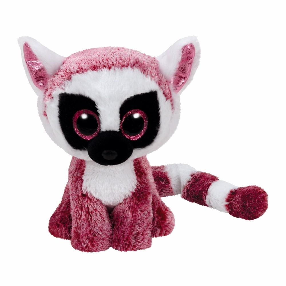Lemur Leeann, 15cm   Ty Beanie Boo's