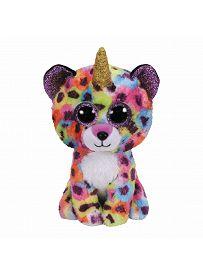 Leopard Giselle, 15cm   Ty Beanie Boo's