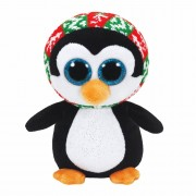 Pinguin Penelope, 15cm | Ty Beanie Boo's