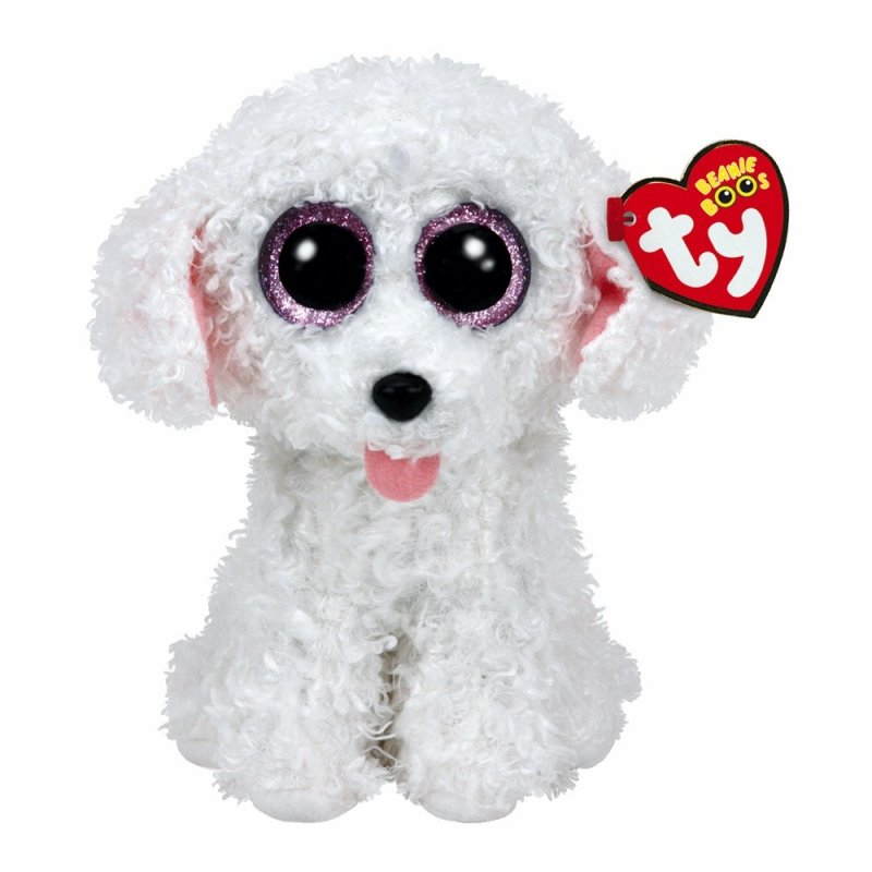 Ty Beanie Boos Plüschtiere: Pudel Pippie, 15cm | Kuscheltier.Boutique