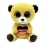 Teddybär Germany, 15cm | Ty Beanie Boo's