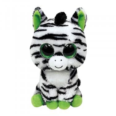 Zebra Zig-Zag, 15cm | Ty Beanie Boo's