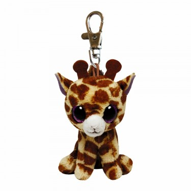 Giraffe Safari, 10cm   Ty Beanie Boo's Schlüsselanhänger