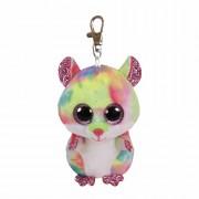 Hamster Rodney, 10cm | Ty Beanie Boo's Schlüsselanhänger