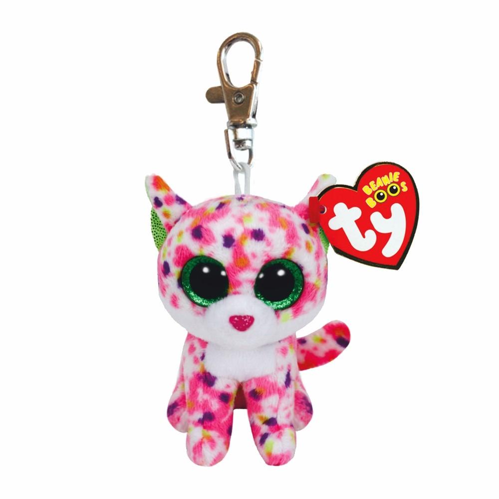 Katze Sophie, 10cm | Ty Beanie Boo's Schlüsselanhänger