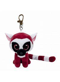 Ty Beanie Boos Plüschtiere: Lemur Lee Ann, Anhänger   Kuscheltier.Boutique