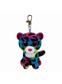 Ty Beanie Boos Plüschtiere: Leopard Dotty, Anhänger | Kuscheltier.Boutique