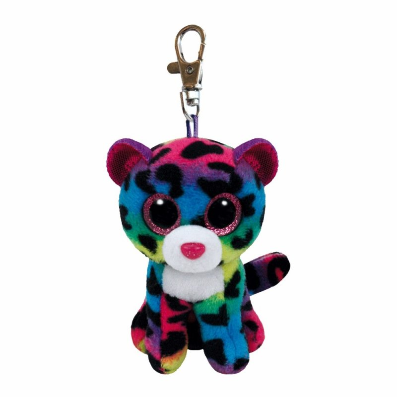 Leopard Dotty, 10cm | Ty Beanie Boo's Schlüsselanhänger
