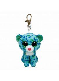 Ty Beanie Boos Plüschtiere: Leopard Leona, Anhänger   Kuscheltier.Boutique