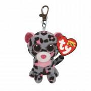 Leopard Tasha, 10cm | Ty Beanie Boo's Schlüsselanhänger