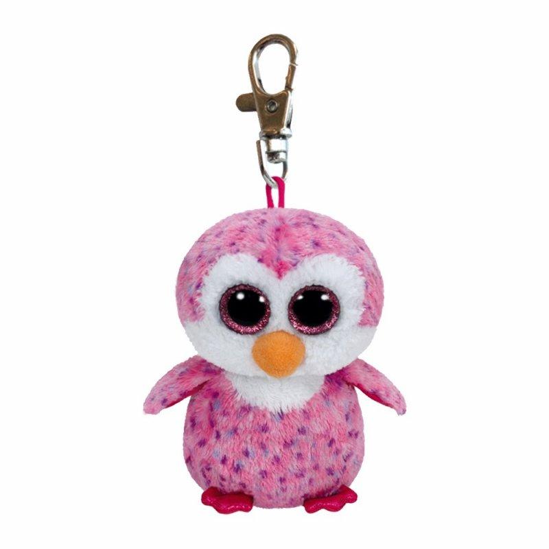 Ty Beanie Boos Plüschtiere: Pinguin Glider, Anhänger   Kuscheltier.Boutique