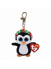 Ty Beanie Boos Plüschtiere: Pinguin Penelope, Anhänger   Kuscheltier.Boutique