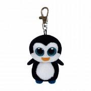Pinguin Waddles, 10cm | Ty Beanie Boo's Schlüsselanhänger