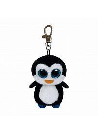 Ty Beanie Boos Plüschtiere: Pinguin Waddles, Anhänger | Kuscheltier.Boutique