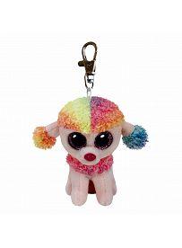 Ty Beanie Boos Plüschtiere: Pudel Rainbow, Anhänger | Kuscheltier.Boutique