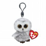 Eule Owlette, 10cm | Ty Beanie Boo's Schlüsselanhänger