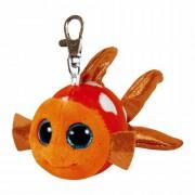 Goldfisch Sami, 10cm   Ty Beanie Boo's Schlüsselanhänger