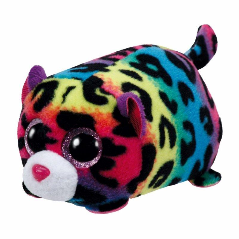 Leopard Jelly, 10cm | Teeny Ty Handycleaner