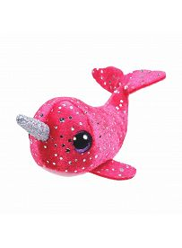 Narwal Nelly, 10cm | Teeny Ty Handycleaner