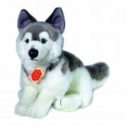 Husky sitzend, 29cm | Teddy Hermann Collection
