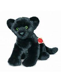 Teddy Hermann Collection: Plüschtier Panther schwarz, 30cm   Kuscheltier.Boutique
