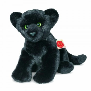 Panther schwarz, 30cm | Teddy Hermann Collection