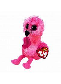 Ty Beanie Boos Plüschtiere: Flamingo Dainty, 15cm   Kuscheltier.Boutique