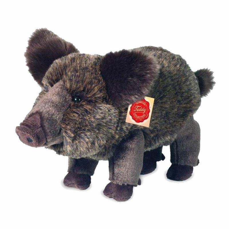Wildschwein stehend, 30cm | Teddy Hermann Collection