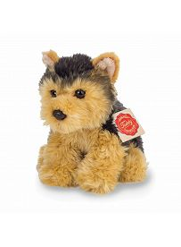 Teddy Hermann Collection: Plüschtier Yorkshire Terrier, 15cm | Kuscheltier.Boutique