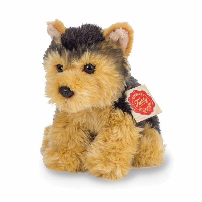 Teddy Hermann Collection: Plüschtier Yorkshire Terrier, 15cm   Kuscheltier.Boutique