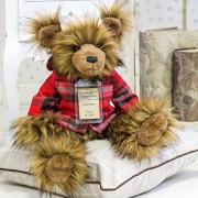 Teddybär Oscar, 30cm | Silver Tag Bears von Suki Gift England