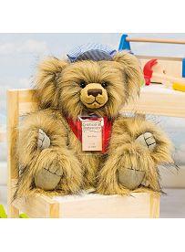 Teddybär Tom, 32cm   Silver Tag Bears von Suki Gift England