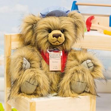 Teddybär Tom, 32cm | Silver Tag Bears von Suki Gift England