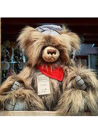 Teddybär Tom, 32cm   Silver Tag Bears von Suki Gift England - Foto: Kuscheltier.Boutique