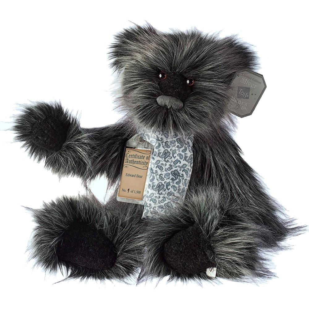 Teddybär Edward, 35cm   Silver Tag Bears von Suki Gift England