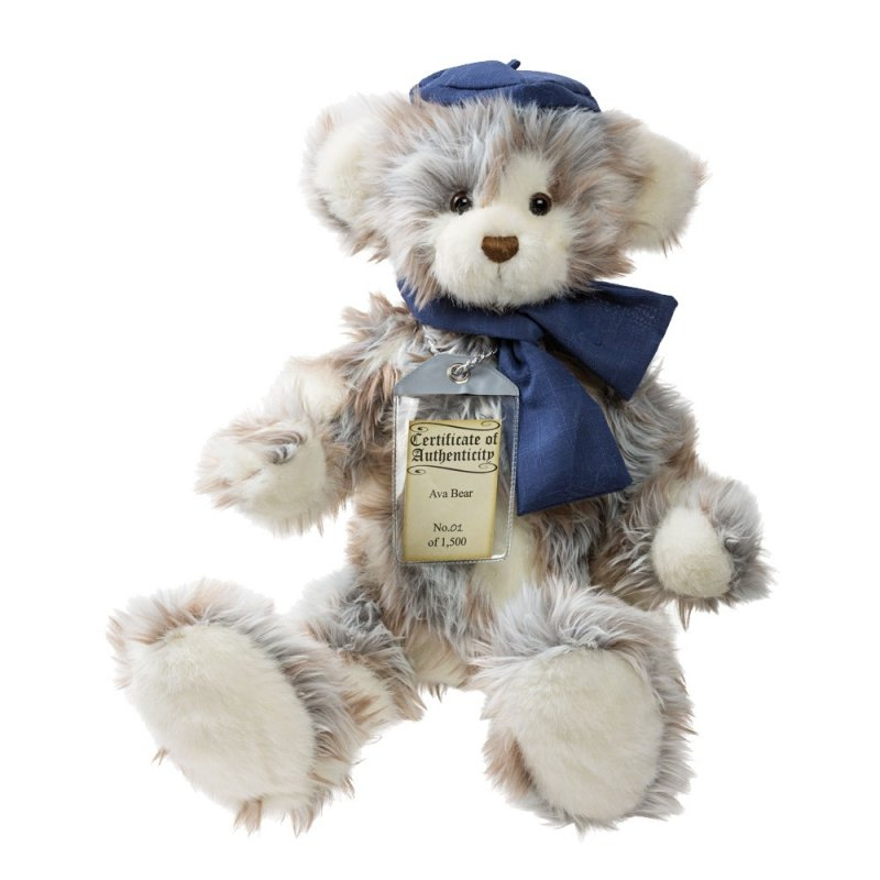 Alice, 32cm | Silver Tag Bears von Suki Gift England