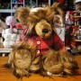 Teddybär Oscar, 30cm | Silver Tag Bears von Suki Gift England - Foto: Kuscheltier.Boutique