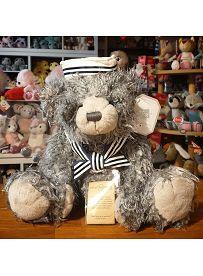 Teddybär Samuel, 30cm   Silver Tag Bears von Suki Gift England - Foto: Kuscheltier.Boutique