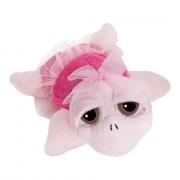 Schildkröte Ballerina, rosa, 15cm | LiL Peepers Kuscheltier der Marke SUKIgifts