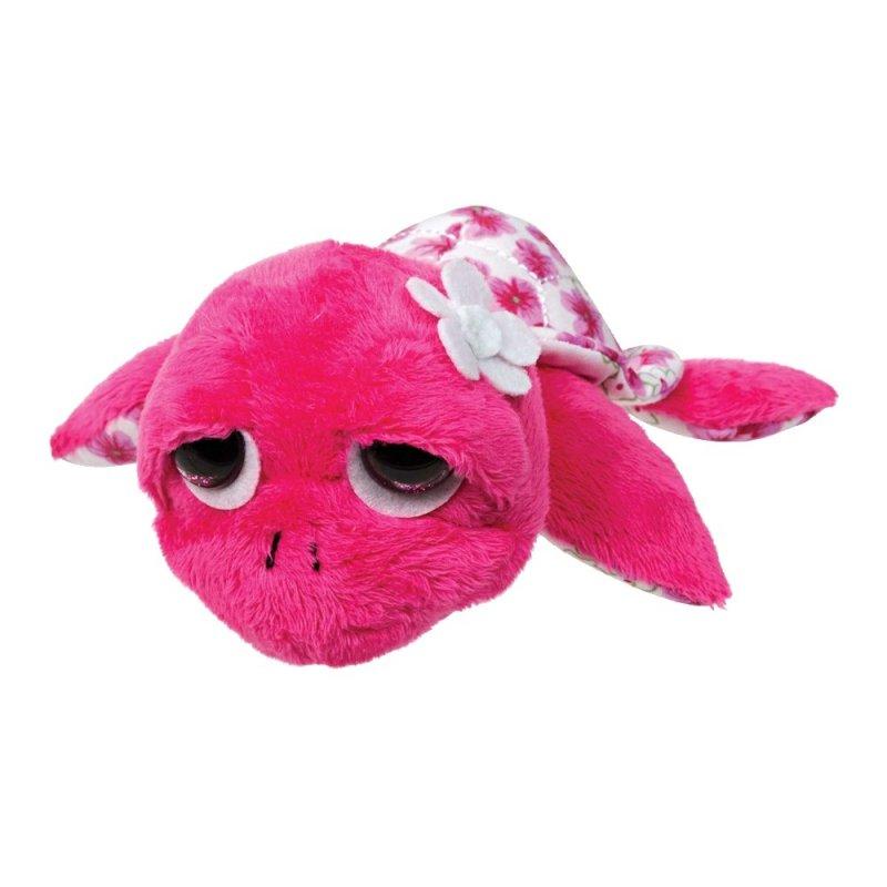 Schildkröte Bea pink, 24cm   LiL Peepers Kuscheltier der englischen Marke SUKIgifts
